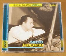 NICO FIDENCO - I  GRANDI SUCCESSI ORIGINALI - 2CD - OTTIMO CD [AD-084]