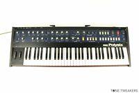 KORG POLYSIX Vintage Synthesizer Keyboard Poly-6 METICULOUSLY REFURBISHED Dealer