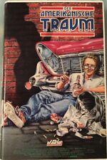 VHS Der Amerikanische Traum (1981) FSK 12 Komödie mit Craig Wasson Guter Zustand
