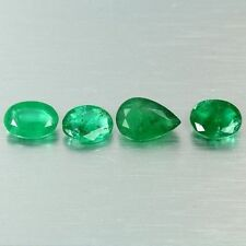 Zambia Pear Loose Emeralds