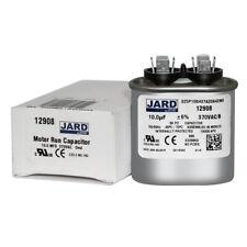 10 uf MFD 370 VAC OVAL Capacitor 12908 Replaces C310 C310L 97F9002 97F9002BX