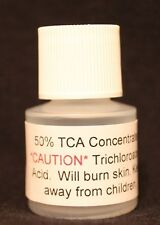 50% TCA Trichloroacetic Acid Genital Wart Skin Tag Mole Remover Removal