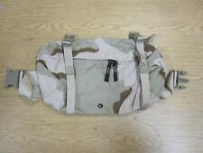 NEW GENUINE ARMY MOLLE II DESERT DCU CAMO WAIST PACK FANNY POUCH