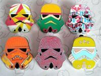 Star Wars Stormtrooper Helmets Mystery Set Choose a Disney Trading Pin