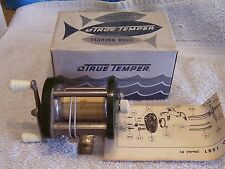TRUE TEMPER OCEAN CITY 1581 REEL 05/15/17MW  BOX PAPERS NEEDS OIL AND CLEANING