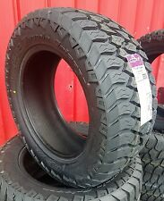4 305/55/20 AMP TERRAIN GRIPPER AT MUD 4 NEW TIRES 10PLY E LOAD 305/55R20