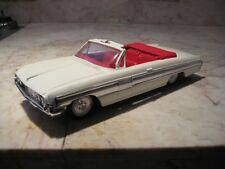 1962 OLDSMOBILE STARFIRE CONVERTIBLE BUILT RESIN PROMO/KIT