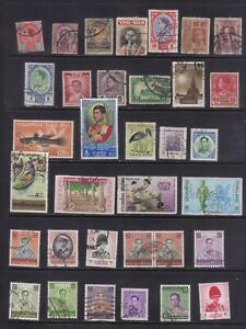 stamps  Thailand 22