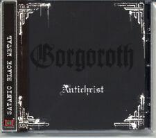 GORGOROTH Antichrist NEW CD (Black Metal) mayhem marduk immortal dark funeral