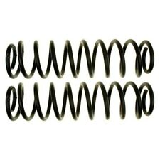 For Ford Mustang 2005-2010 MOOG 81075 Problem Solver Rear Coil Springs