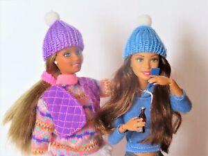 Lot of 5 Random Barbie Doll Jewelry Hat Mini Dollhouse Cell Phone Accessories