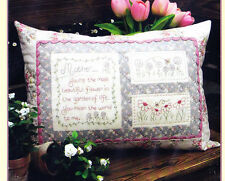 SALE - PATTERN - Mother - stitchery & pieced cushion PATTERN - Rivendale
