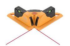 Geo-Fennel SquareLiner 2 Set - Square Line Laser for Floor & Wall Tiling