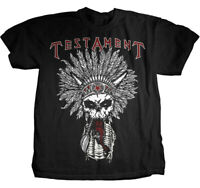 Testament Native Blood L, XL Black T-Shirt