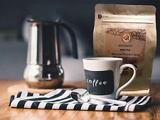 PERU Fair Trade Organic-MEDIUM Roast 100% Fresh  Roasted GROUND Coffee | 12 oz