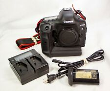 Canon EOS 1D X 18.1MP Digital SLR Camera - Black (Body Only) Low Shutter