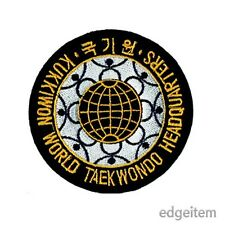 Taekwondo Kukkiwon Patch (3.5 inch)