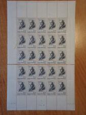 FRANKREICH 1942 556 per 25 ** POSTFRISCH BOGENTEIL(41554c