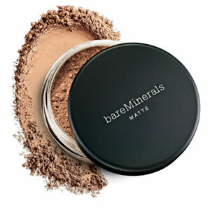 Bare Minerals Matte Powder Foundation SPF15 Choose Your Shade - UK POST