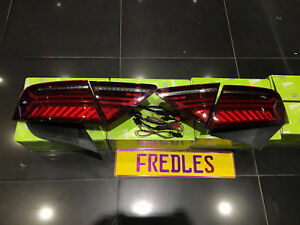 AUDI A7 S7 RS7 FACELIFT MATRIX LED  TAIL LAMP REAR LIGHT
