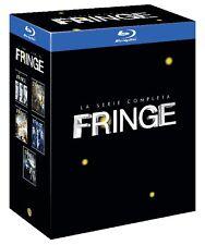 Fringe - Stagioni 1-5 Blu-Ray - LNS