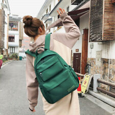 Women Men Backpack Travel Satchel Rucksack Laptop Shoulder School Bag Handbag