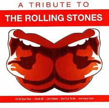 "A Tribute To ""THE ROLLING STONES"" 15 Tracks CD Fox Music new & sealed"