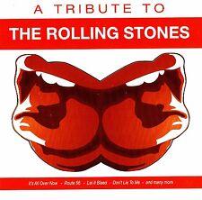 """A Hommage Pour """"LE ROLLING STONES"""" 15 Titres CD Fox Musique"""