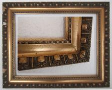 Goldrahmen Jugendstil, zum restaurieren, 51 x 39cm.