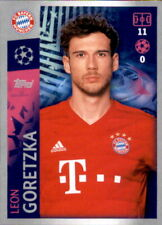 Champions League 19 20 2019 2020 Sticker 93 - Leon Goretzka - FC Bayern München