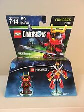 Lego 71216 Ninjago Dimensions Fun Pack New in Sealed Box
