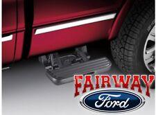 15 thru 18 F150 OEM Ford Retractable Bed Side Steps 6.5' Both RH & LH Side PAIR!