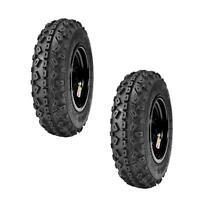 "DWT MX V3 A5 Aluminum Front Wheels/Tires 20x6-10"" 6-Ply Banshee 350 YFZ450R"