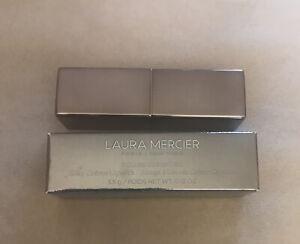 "Laura Mercier Rouge Essentiel Silky Creme Lipstick ""Beige Intime"" Full Size NIB"