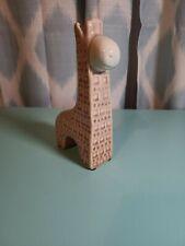 New listing Giraffe Figurine Ceramic