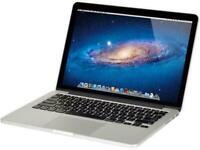 """Apple MacBook Pro Retina 13.3"""" Laptop ME864LL/A Intel i5 2.40GHz 4GB 128GB SSD"""