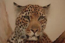 Original Athena Gilliland Leopard Painting