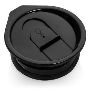 New Brumate Hopsulator Slim Black Replacement Tumbler Lid