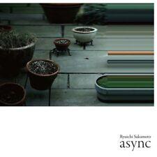 RYUICHI SAKAMOTO Async DOUBLE LP Vinyl NEW 2017