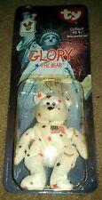 "1999 ""Glory"" The Bear McDonalds TY Teenie Beanie Babies In Original Package"