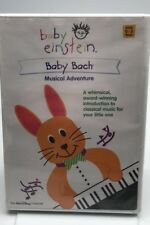 Baby Einstein: Baby Bach - Musical Adventure (DVD) Sealed! Brand New
