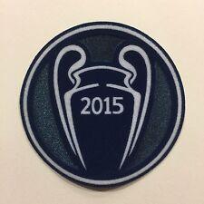2015 UEFA Champions League winner patch - FC Barcelona