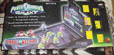 POWER RANGERS LOST GALAXY TABLE TOP ELECTRONIC PINBALL RARE