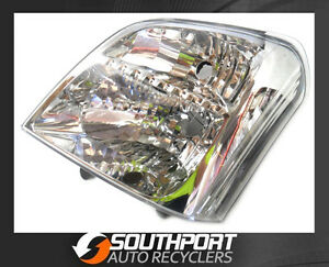 HOLDEN RODEO HEAD LIGHT LAMP SUIT LH SIDE RA 2003-2006 *NEW*