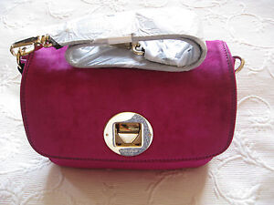 Authentic Kate Spade New York ALGONQUIN HARLOW Magenta  Color NEW R $395.00
