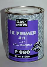 1K CELLULOSE HIGH BUILD PRIMER etch plastic makes 1.33L