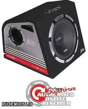 "Vibe Slick SLR12A-V2 Slick 12"" Amplified Active Subwoofer Box Built in Amp 1200w"