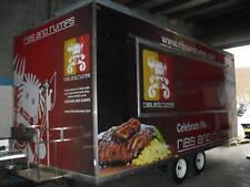 Mobile Food Van 5m X 2.4m NEW CUSTOM MADE