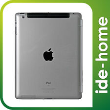 Power Support Air Jacket for iPad 2/3/4 - Clear (Included Screen Protector)