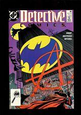 DETECTIVE COMICS 608 (9.8) 1ST APP ANARCHY DC (B036)